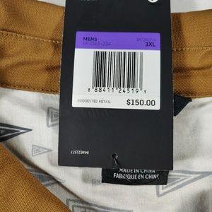 d21a22459645 Nike Jackets   Coats - Nike SB Flex Coaches Banner Jacket Ale Brown